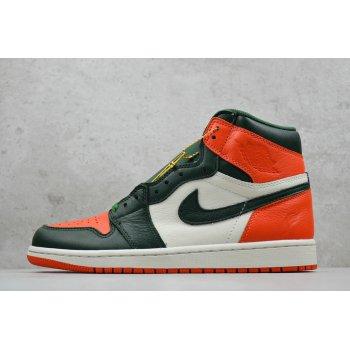 SoleFly x Air Jordan 1 High Miami Art Basel AV3905-138 Shoes