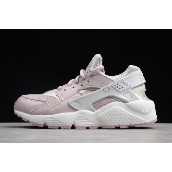 WMNS Nike Air Huarache Run Light Pink/Grey-White 634835-029 Shoes