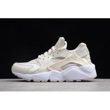 WMNS Nike Air Huarache Run Phantom/Light Iron Ore-White 634835-018 Shoes