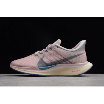 WMNS Nike Air Zoom Pegasus 35 Turbo 2.0 Pink/Blue Shoes