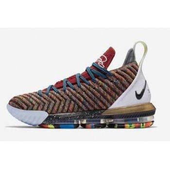 What The Nike LeBron 16