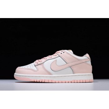 Women's Nike Dunk Low Sail Sunset Tint 311369-104 Shoes